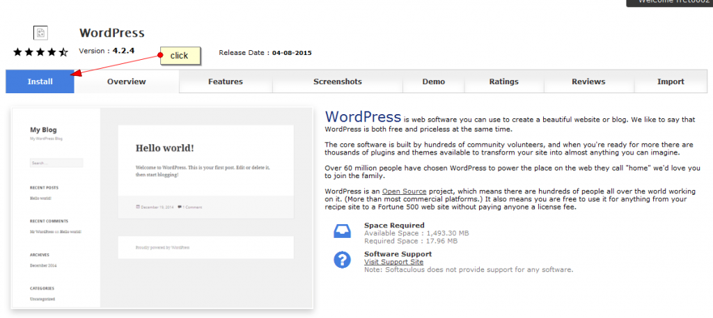 instalare wordpress2